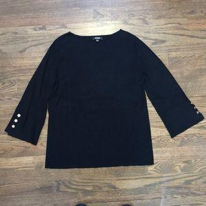 Premise Black Sweater
